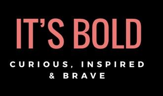 It's Bold